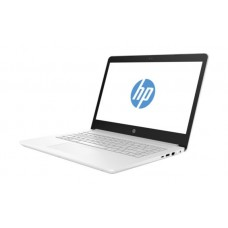 HP 14 - bp001nx Notebook Intel Core i7- 8GB DDR4- 1TB- 14 inch- AMD Radeon 530 2GB- Snow White
