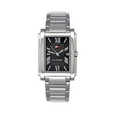 Tommy Hilfiger Men's Silver  Bracelet Watch m