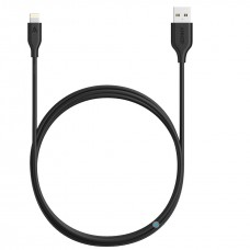 Anker USB to Lightning  cable 300cm, BLACK