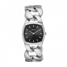DKNY Chanin Stainless-Steel Three-Hand  Women's Watch