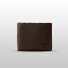 محفظة رجالية من ماركة فوسيل بني غامق