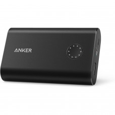 Anker Portable Charger Powercore+ 10050 mAh, black