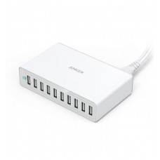 Anker desktop charger 60W powerport10 , white