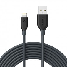 Anker cable USB to Lightning 180cm,  Space grey