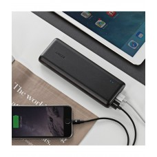 Anker Portable charger Power bank 15600mAh, Black