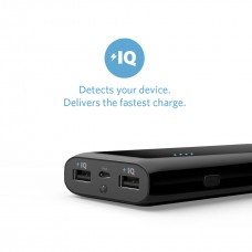 Anker portable charger PowerCore 20100mAh, BLACK