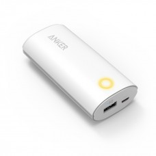 Anker Portable Charger Astro  6400mAh, White