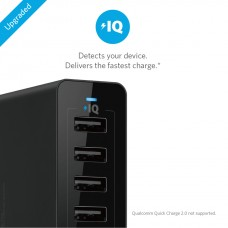 Anker desktop charger 60W Powerport10, Black