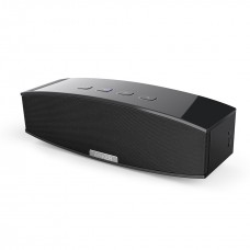 Anker Portable Stereo Bluetooth 4.0 Speaker, Black