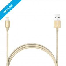 Anker Nylon-Braided USB to Lightning Cable 180 cm , golden