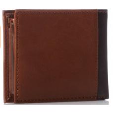 محفظة تومي هيلفيجر الاصلية جلدية اللون بني